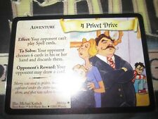 HARRY POTTER TRADING CARD GAME TCG 4 PRIVET DRIVE 39/116 UNCO ENGLISH MINT