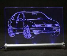 Leon 1m como auto grabado en pantalla luminosa LED Sign
