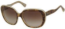 New MIU MIU by PRADA  Havana Beige Opal SMU04N HAH 1X1 Sunglasses