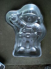 Bob the Builder Wilton Muffin Cup Cake Pan 2002
