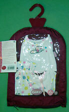 """17 1/2 - 19 12"""" GOTZ  AMERICAN GIRL SIZE OUTFIT 3 PC UNDERWEAR NRFB PACKAGE"""