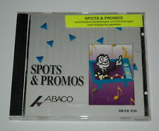 CD LIBRARY/ABACO AB-CD 039/SPOTS & PROMOS