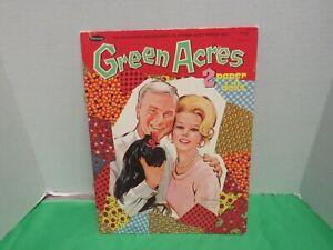 VINTAGE 1967 GREEN ACRES PAPER DOLLS