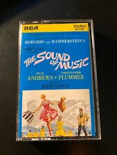 The Sound Of Music Rodgers and Hammerstein's Cassette