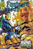 Fantastic Four Comic 416 Cover A First Print 1996 Tom Defalco Pacheco Marvel