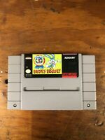 Tiny Toon Adventures Buster Busts Loose Super Nintendo Snes