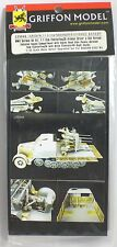Griffon Model 1/35th Scale L35046 German Sd Kfz 7/1 2cm Flak for Dragon Kit