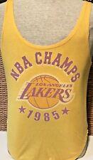 LA Lakers New 1985 NBA Champs Classic Tank Top