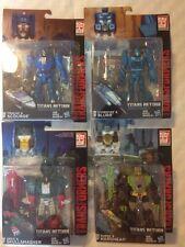 Transformers Titans Return Scourge Blurr Skullsmasher Hardhead