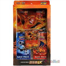 Pokemon TCG XY Evolutions Mega Size Charizard EX Special Jumbo Card Set Korean