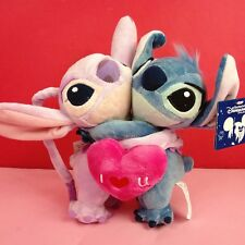 Disney Lilo & Stitch Angel Rare Limited Edition Sweet Lovers X'mas Plush Doll