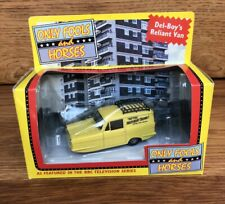 Lledo Only Fools And Horses Yellow Robin Reliant Regal Diecast Model Van