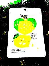 Mango Sour Pendant Salt chili 4 Taste Watch Solid fruit Product Processing Soft