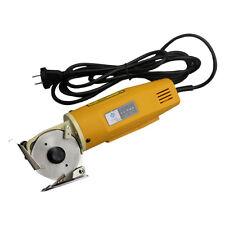 YJ-70 Cloth Cutter Fabric Cutting Machine Shear Rotary Electric Scissors & 220V
