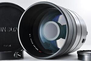 Minolta AF REFLEX 500mm f/8 for Sony, Minolta A Mount [ NearMint ] E091201