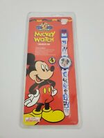 Vintage Mickey Mouse Sport Watch For Kids by Innovative Time Disney Lenticular