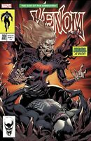 🚨🔥🕸 VENOM #33 WILL SLINEY Exclusive Trade Dress Variant King in Black Knull