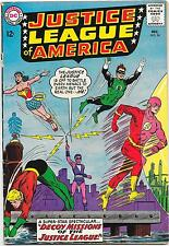 Justice League of America #24, DC 1963 Fox/Sekowsky Kanjar Ro app. VG