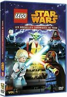 Lego Star Wars : Les nouvelles chroniques de Yoda - Volume 1 // DVD NEUF