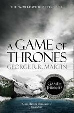 A Game of Thrones (A Song of Ice and Fire, Book 1),George R.R. Martin