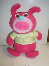 2010 Sing A Ma Jigs - Hot Pink - Flower Shirt - Mattel