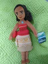"Disney Moana 9"" Small Plush Figurine Stuffed Doll"