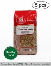 4,5 kg Premium Quality Buckwheat Groats Russian Food Kasha Grechka 900g/32Oz