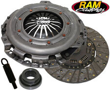 "NEW RAM HDX CLUTCH SET,1999-2004 MUSTANG 3.8L,1 1/16""-10,PRESSURE PLATE,DISC,11"""