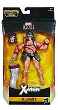 "MARVEL LEGENDS X-MEN WEAPON X 6"" ACTION FIGURE"
