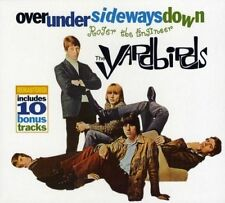 CDs de música rock the yardbirds