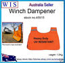 4WD Orange Winch Cable Cushion Recovery Damper Safety Blanket,UV Resistant-45915