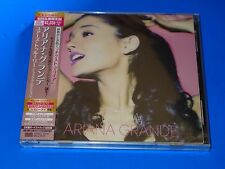 2014 JAPAN DELUXE EDITION ARIANA GRANDE YOURS TRULY CD+DVD BONUS TRACK