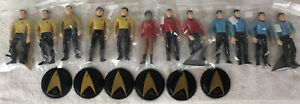 Star Trek Playmates 12 Classic Loose Figures 1990s