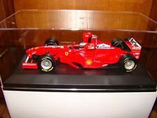 FERRARI F300  M.SCHUMACHER TOWER WING GP IMOLA 1998 MINICHAMPS 1/18 EME SUPERBE