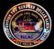 "HARD TO FIND / Palms $200 ""Cruz & Tony Pedregon NHRA Champions"" / Las Vegas"