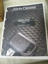 John Deere 310g Tractor Backhoe Loader Repair Technical Manual Tm1886