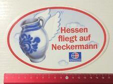 Aufkleber/Sticker: Hessen Fliegt Auf Neckermann - Neckermann Reisen (290516179)