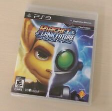 Ratchet and Clank Future: A Crack in Time (PlayStation 3) PS3 Complete MINT