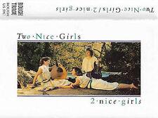 TWO NICE GIRLS 2 NICE GIRLS CASSETTE ALBUM V.U.  USA issue Folk Rock Acoustic