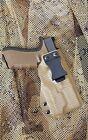 Gunner's Custom Holster fits Glock 17 22 31 Olight PL-2 VALKYRIE IWB  FOMI clip