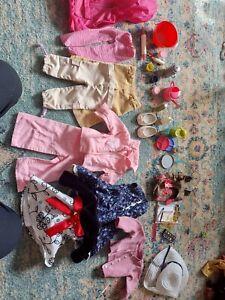 American girl clothing lot