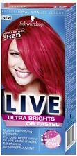 Schwarzkopf Red Set/Kit Hair Colourants