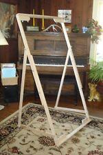 Custom Adjustable Loom with Heddle Bar
