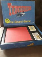 Thunderbirds The Board Game 100% complete in great condition retro vintage