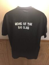 Home Of The Big Slab Famous Dave's T-Shirt Size XL Legendary Pit Bar-B-Que