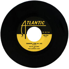 "RUTH BROWN & BUDD JOHNSON'S ORCH.  ""TEARDROPS FROM MY EYES"" KILLER R&B   LISTEN!"