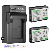 Kastar Battery Wall Charger for Canon LP-E10 LC-E10 & Canon EOS Kiss X90 Camera