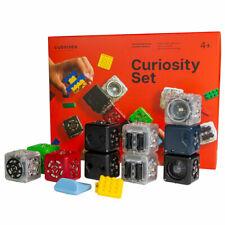 Modular Robotics Cubelets Curiosity Set - 10 Piece Set with Bluetooth