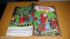 FIABA - NATALE ( LIBRO IN STOFFA )- edizione LION'S -anni  60 ?  - CO5