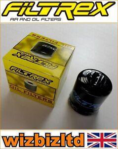 Piaggio Fly 150 2015 [Filtrex Negro Motocicleta Recambio Filtro de Aceite]